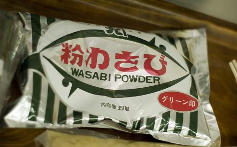 best wasabi powder