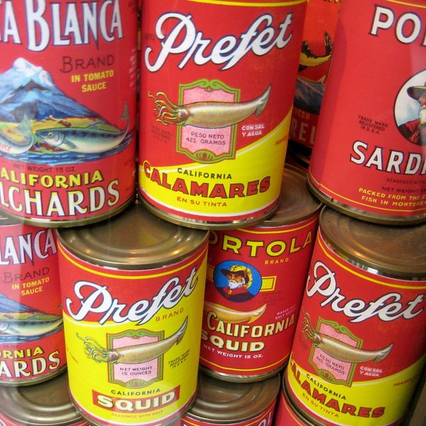 best canned seafood