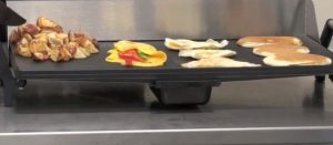 electric outdoor griddle