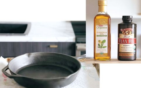 Best Cast Iron Seasoning Oil