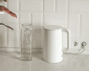 Electric Kettle without plastic