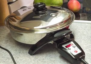 Best Stainless Steel Electric Skillet